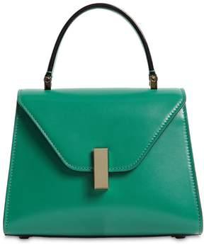 Valextra Mini Iside Brushed Leather Bag