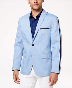 INC International Concepts I.n.c. Men's Slim-Fit Taped Blazer, Created for Macy's