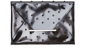 BCBGMAXAZRIA Harlow Jewel-Studded Envelope Clutch