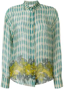 Forte Forte printed blouse