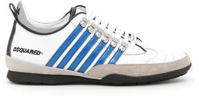 DSQUARED2 Calfskin Sneakers