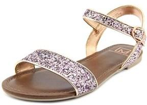 Material Girl Kim Open-toe Synthetic Slingback Sandal.
