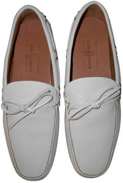 Car Shoe Leather flats