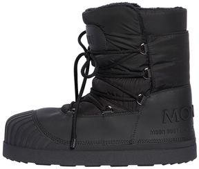 Moncler Moon Boot Ankle Snow Boots