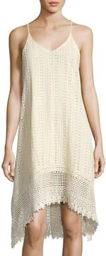 Bishop + Young Desert Sands Crochet Dress, Sand