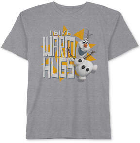 Disney Olaf-Print T-Shirt, Toddler Boys (2T-5T)