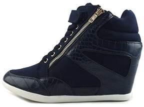 Thalia Sodi Womens Azar Hight Top Zipper Fashion Sneakers.