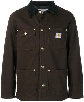 Carhartt buttoned coat