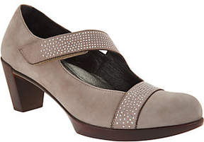 Naot Footwear Leather Embellished Pumps - Abracci