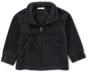 Columbia Little Girls 2T-4T Benton Springs Solid Fleece Jacket