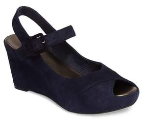 Johnston & Murphy Tara Platform Wedge Sandal