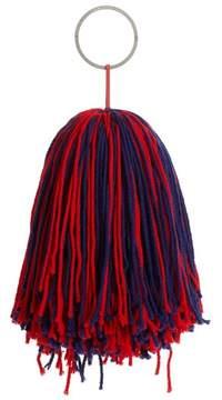 Calvin Klein Pompom Bag Charm