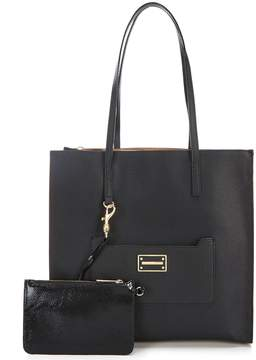 Kate Landry Center Zip Tote
