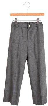 Oscar de la Renta Boys' Wool Straight-Leg Pants w/ Tags