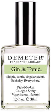 Demeter Gin + Tonic Cologne Spray by 1oz Spray)