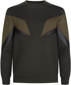 Neil Barrett Eco Crew Neck Sweater