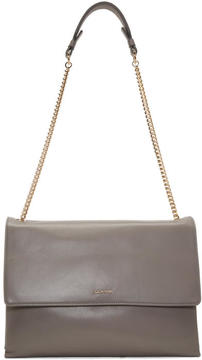 Lanvin Grey Medium Sugar Bag