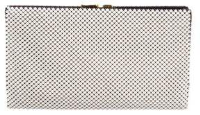Whiting & Davis Mesh Compact Wallet