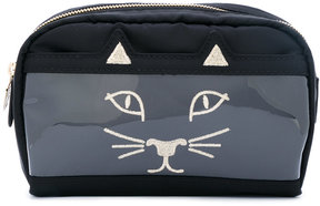 Charlotte Olympia Feline make up bag
