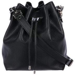 Proenza Schouler Grained Leather Bucket Bag