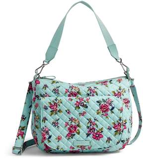 Vera Bradley Carson Shoulder Bag - SUPERBLOOM - STYLE