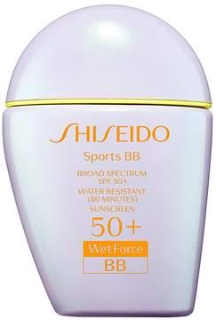 Shiseido Sports BB Broad Spectrum SPF 50+ WetForce Sunscreen