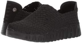 Bernie Mev. Zip Gem w/ Pipe Women's Slip on Shoes