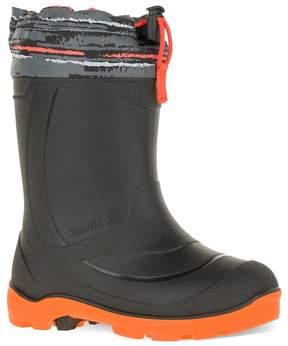 Kamik Snobuster 2 Print Toddler Boys' Waterproof Winter Boots