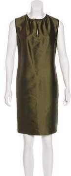 Barneys New York Barney's New York Sleeveless Shift Dress