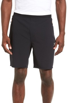 Hurley Men's Alpha Trainer Plus Threat Training Shorts