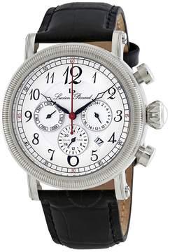 Lucien Piccard Capri Silver Dial Men's Watch