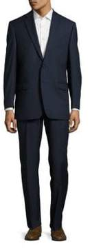 Lauren Ralph Lauren Classic-Fit Solid Wool Suit