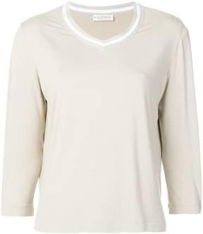 Le Tricot Perugia v-neck T-shirt