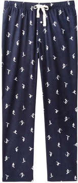 Joe Fresh Men's Ski Print Sleep Pant, JF Midnight Blue (Size S)