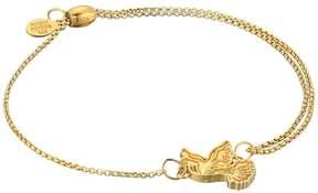 Alex and Ani Dove Pull Chain Bracelet - Precious Metal Bracelet
