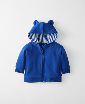 Hanna Andersson Baby Bear Hoodie In French Terry