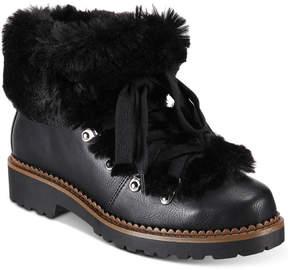 Esprit Cameron Lace-Up Booties Women's Shoes