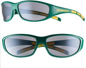 NCAA Adult Oregon Ducks Wrap Sunglasses