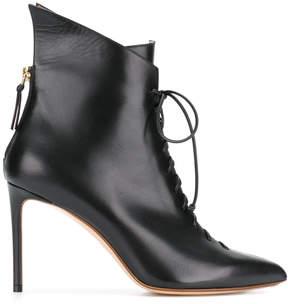 Francesco Russo lace up boots