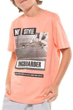Dex Boy's Longboard Cotton Tee
