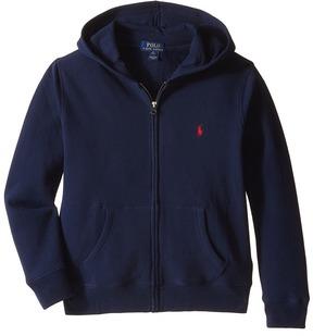 Polo Ralph Lauren Kids - Collection Fleece Full-Zip Hoodie Boy's Fleece
