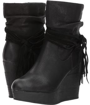 Sbicca Elkie Women's Zip Boots