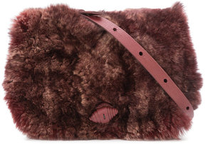 Henry Beguelin leather cross body bag