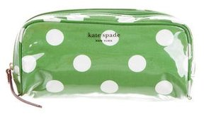 Kate Spade New York Polka Dot Cosmetic Pouch