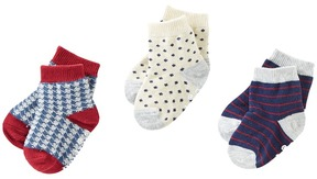 Mud Pie Holiday Best Sock Set Boys Shoes