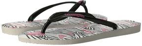 Havaianas Slim Millennial Cheshire Cat Sandal Women's Sandals