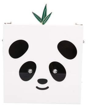 Charlotte Olympia Bao Bao Panda Minaudiere