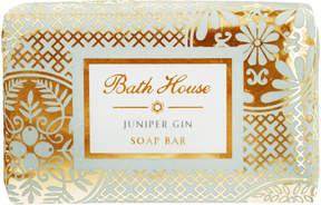 Bath House Juniper Gin Soap Bar by 100g Soap Bar)