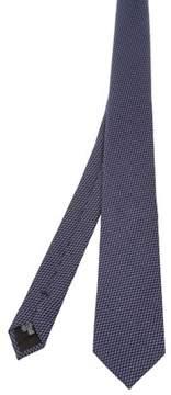 Armani Collezioni Men's Blue Silk Tie.