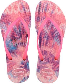 Havaianas Slim Tie Dye Flip-Flop